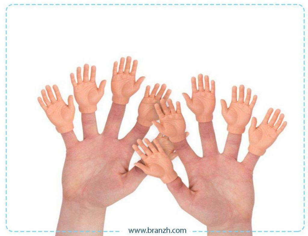 لمس محور ها در خواندن ذهن از طریق بیان افراد