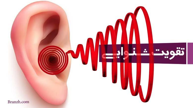 تقویت شنوایی در فن بیان