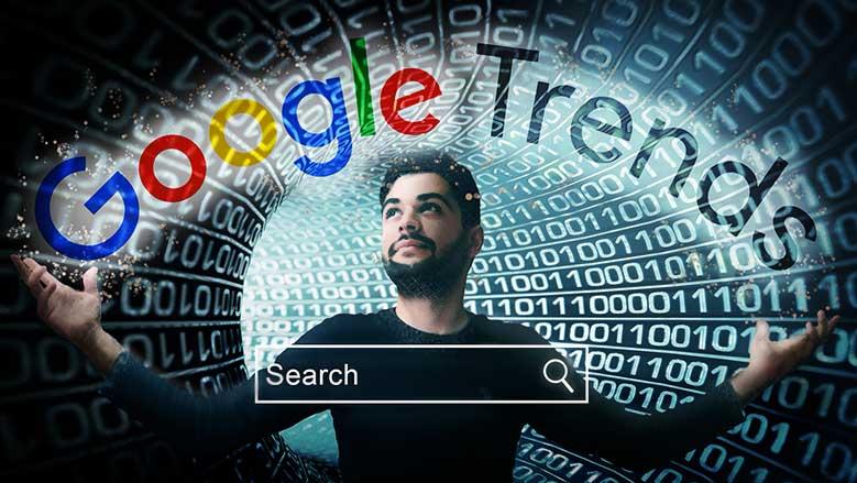 آموزش نحوه کار و استفاده از گوگل ترند