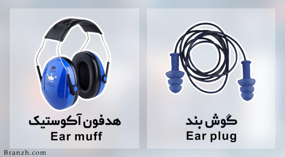 ابزارهای محافظت از سلامت شنوایی
